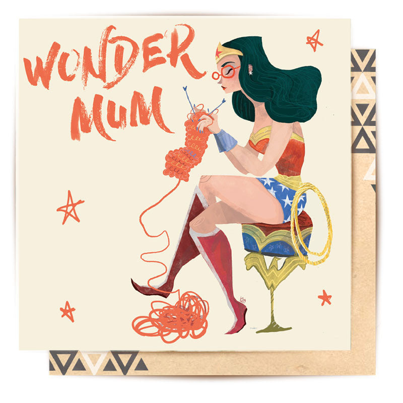 LA LA LAND-Wondermum Card II