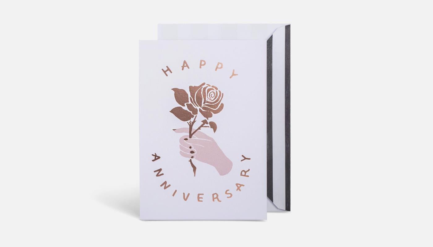Blacklist Greeting Card - Anniversary