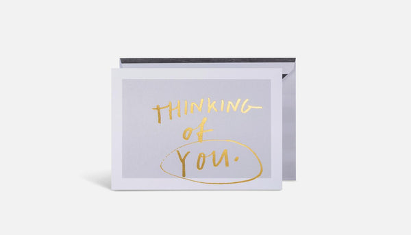 Blacklist Greeting Card -Thinking of You