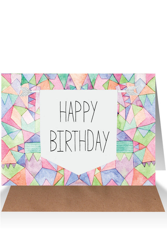 AHD Happy birthday card