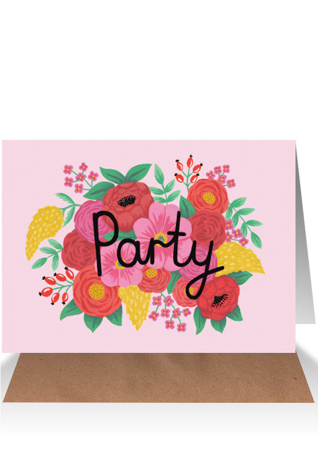 AHD Party card