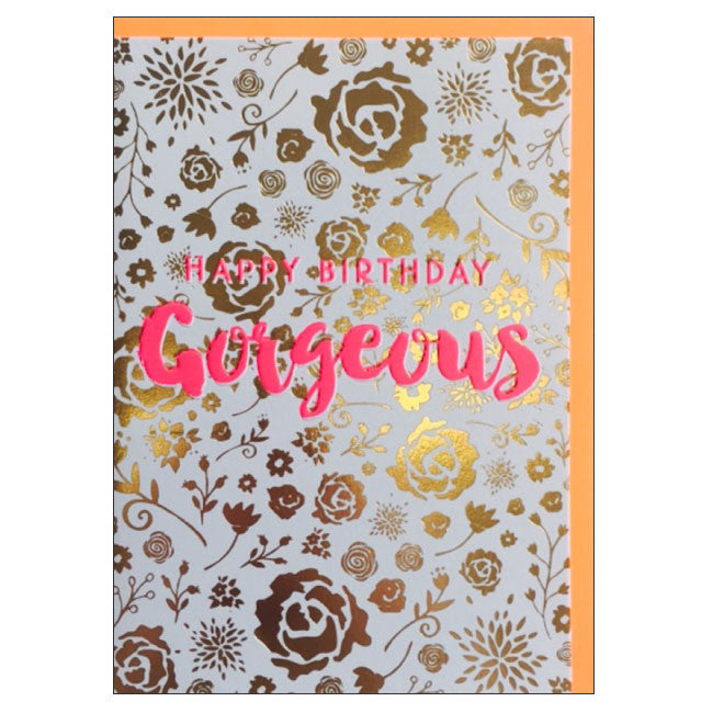 CANDLEBARK Gorgeous Blooms card
