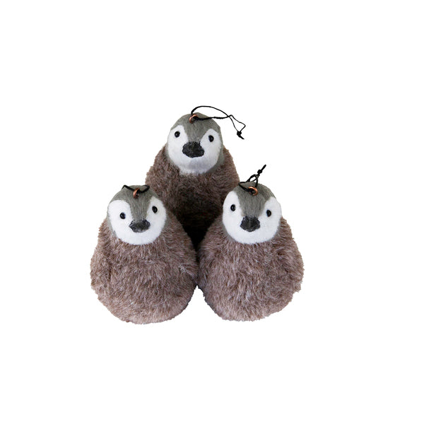 DOWN TO THE WOODS Baby Penguin Decoration
