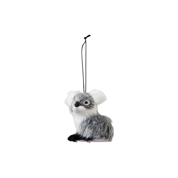 DOWN TO THE WOODS Koala Decoration-Grey