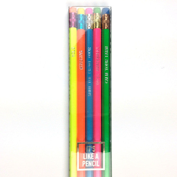 DOWN TO THE WOODS Fun Pencil Pack