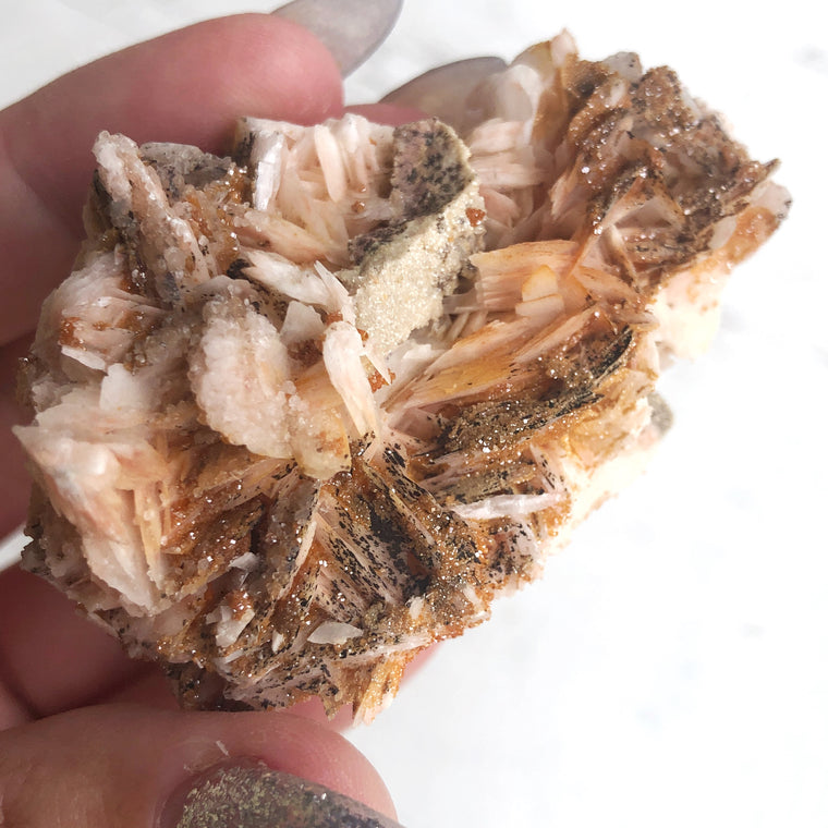 Vanadanite cluster(spec e)-$28