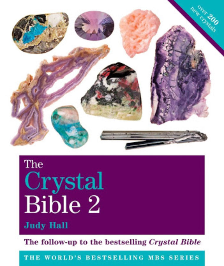 Crystal bible volume 2- by Judy Hall