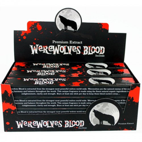 Werewolves blood incense 15mg