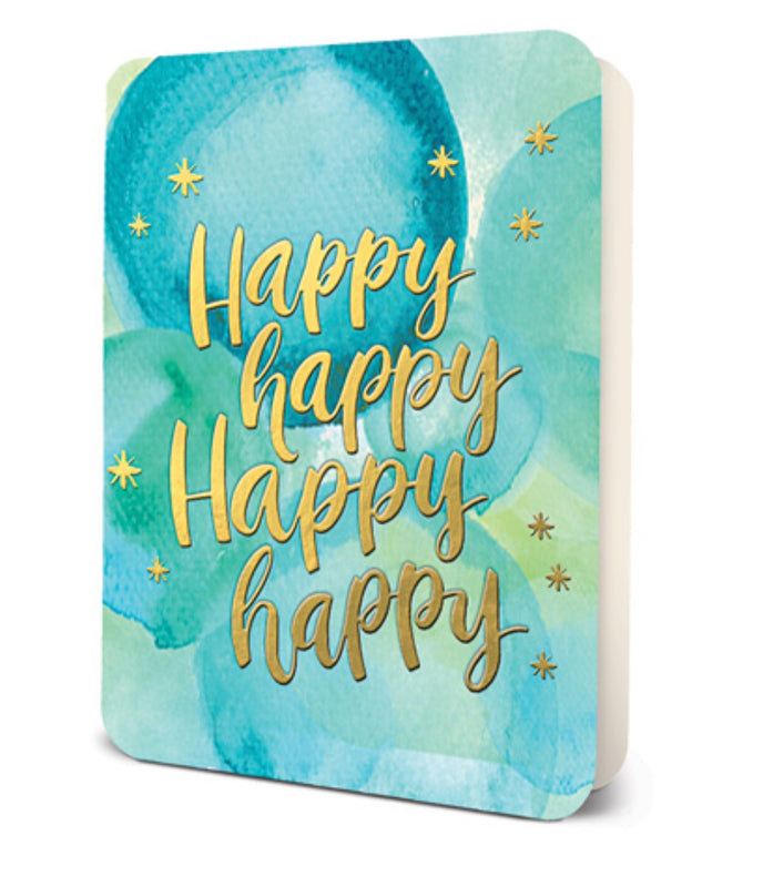 STUDIO OH- Greeting Card | Happy Happy