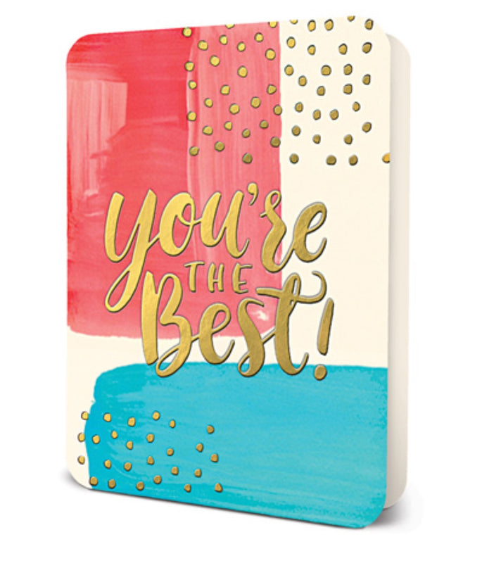 STUDIO OH- Greeting Card | You're the best