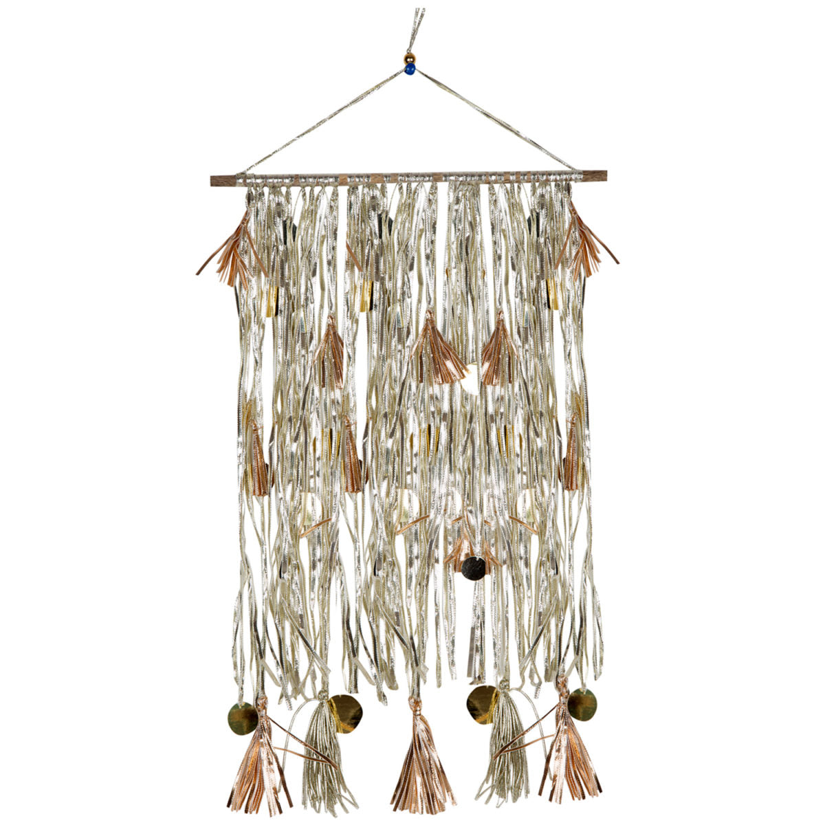 GOLD Gota/ Sequins Wall Hanging
