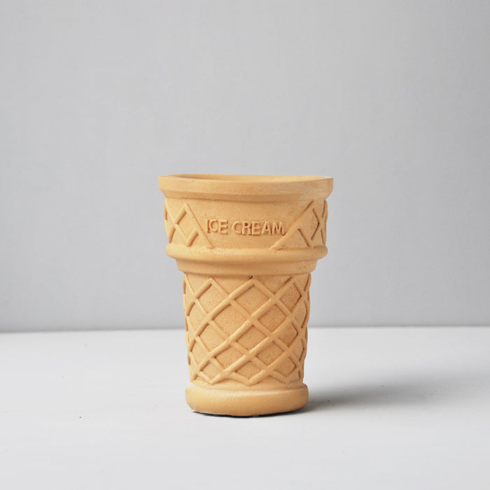 WHITEOOSE Ice Cream Planter-Natural