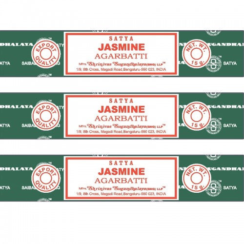 NAG CHAMPA-Jasmine incense 15mg