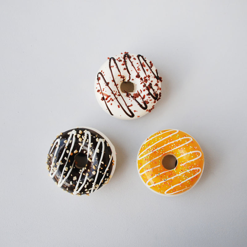 WHITEOOSE Magnet set-Donuts