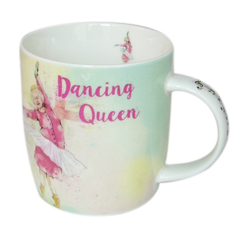 LA LA LAND-Dancing Queen Ceramic Mug