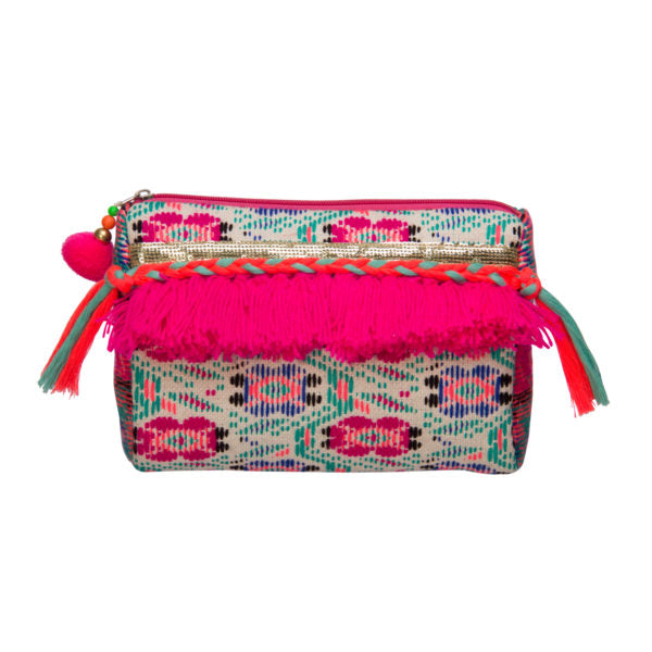 Flower Cosmetic Pouch S