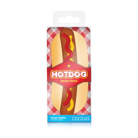 Sticky Notes - Hot dog