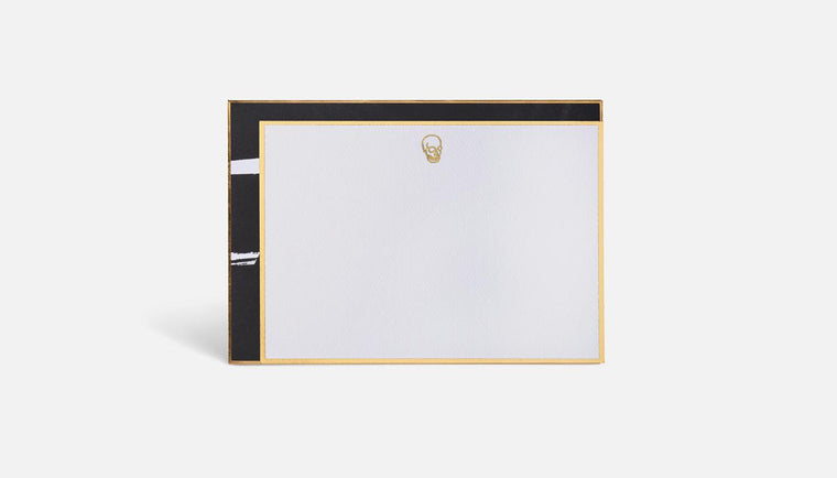 Blacklist Note Card Set-Skull