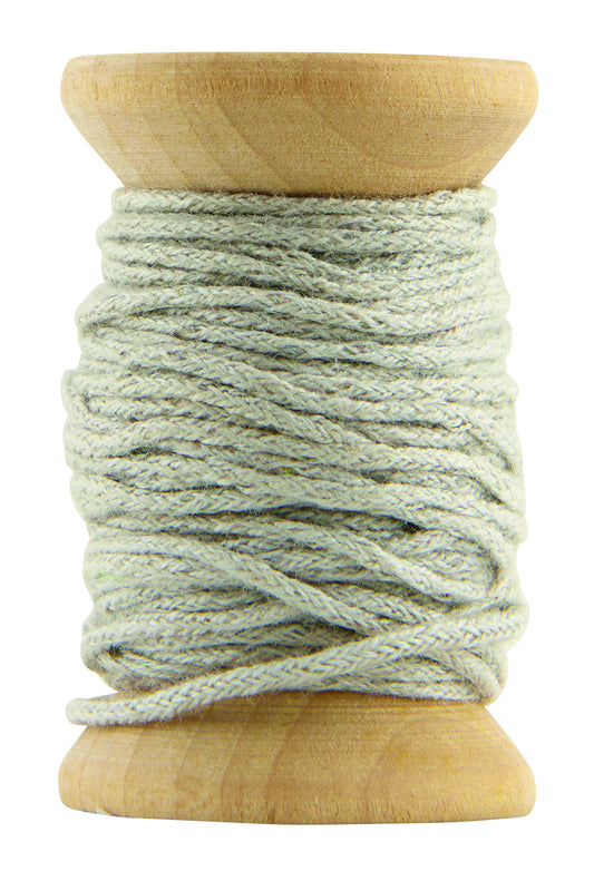 HOUSE DOCTOR  Waxed Cord-Light Grey