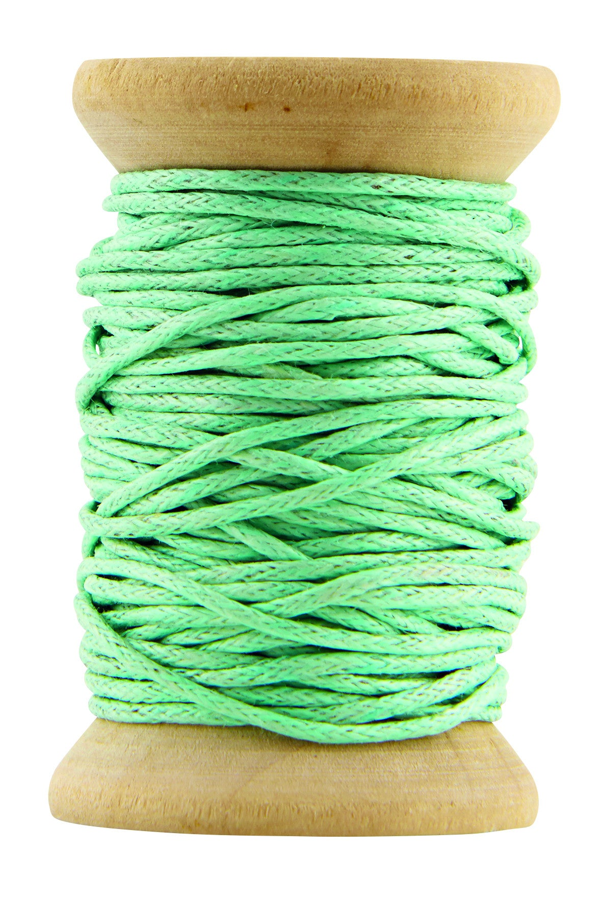 HOUSE DOCTOR  Waxed Cord-Mint Green