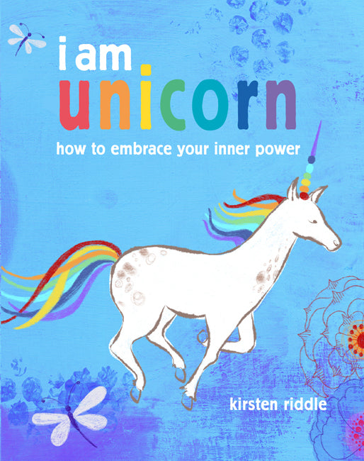 I am unicorn book-Kirsten Riddle