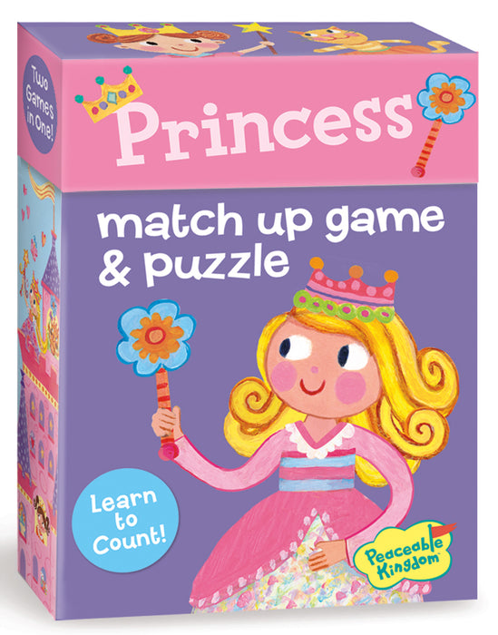 Match Up Games - Princess