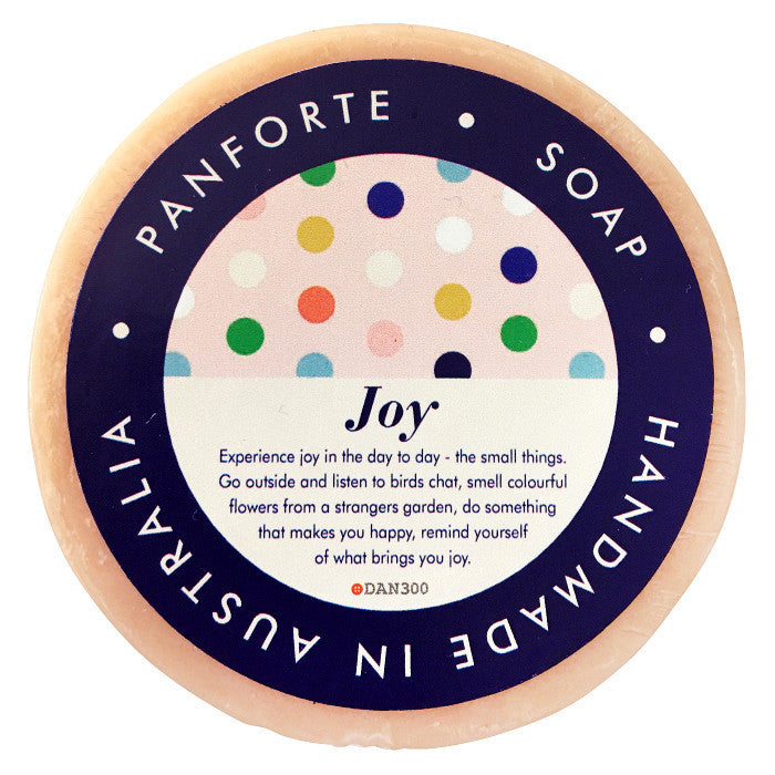 DAN300 Panforte Soap-JOY