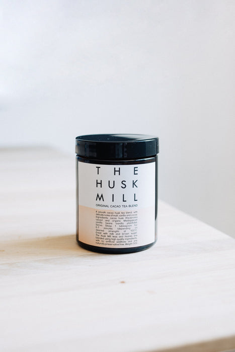 THE HUSK MILL- Original cacao tea blend 50g jar