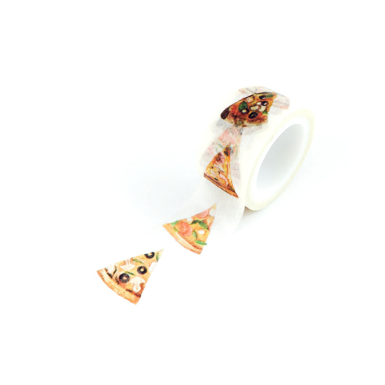 Washi Tape-Pizza