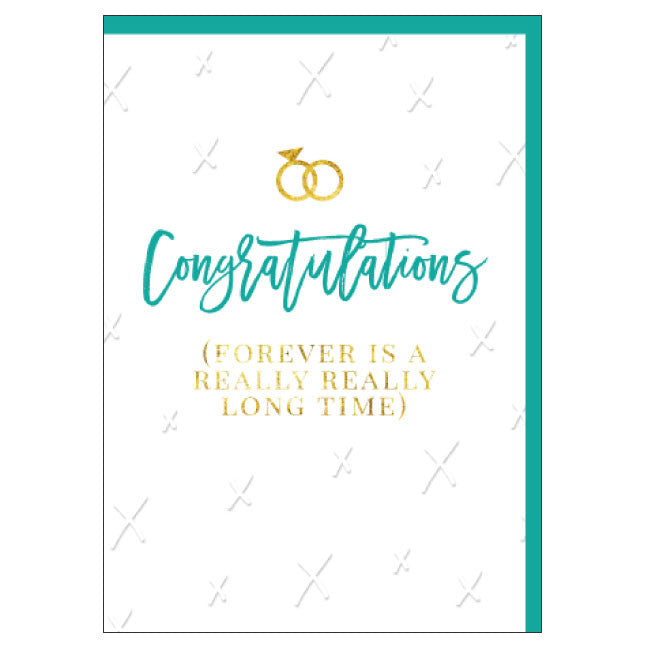 CANDLEBARK Really Long Time card