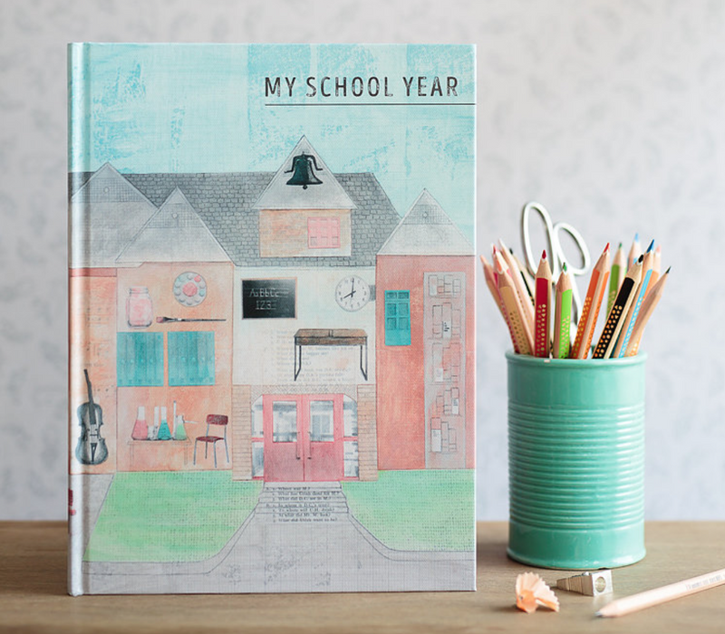 WRITE TO ME My School year Journal