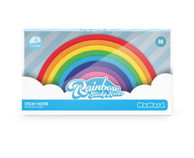 Sticky Notes -Rainbow