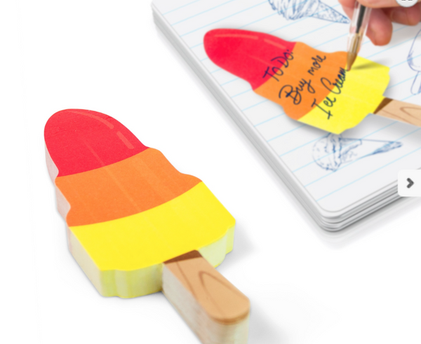 Copy of Sticky Notes - Ice Cream Rocket