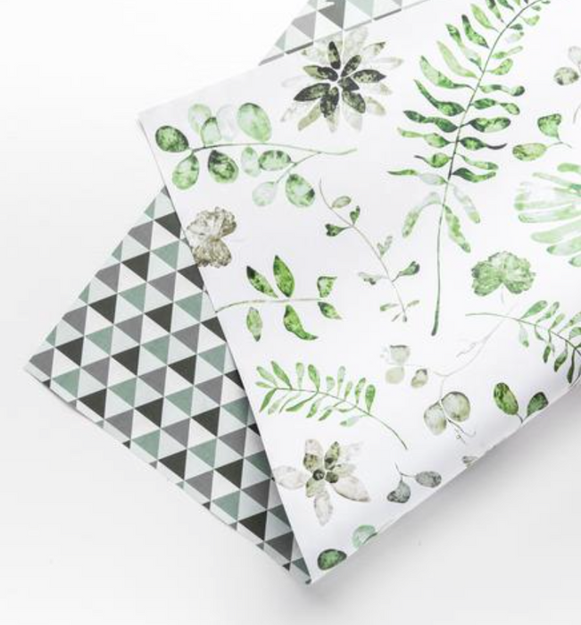 EMMA KATE CO Garden Dweller Double-Sided Wrap