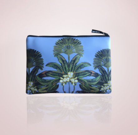 Copy of LIBBY WATKINS Super Pocket- Gypsy Palm Blue