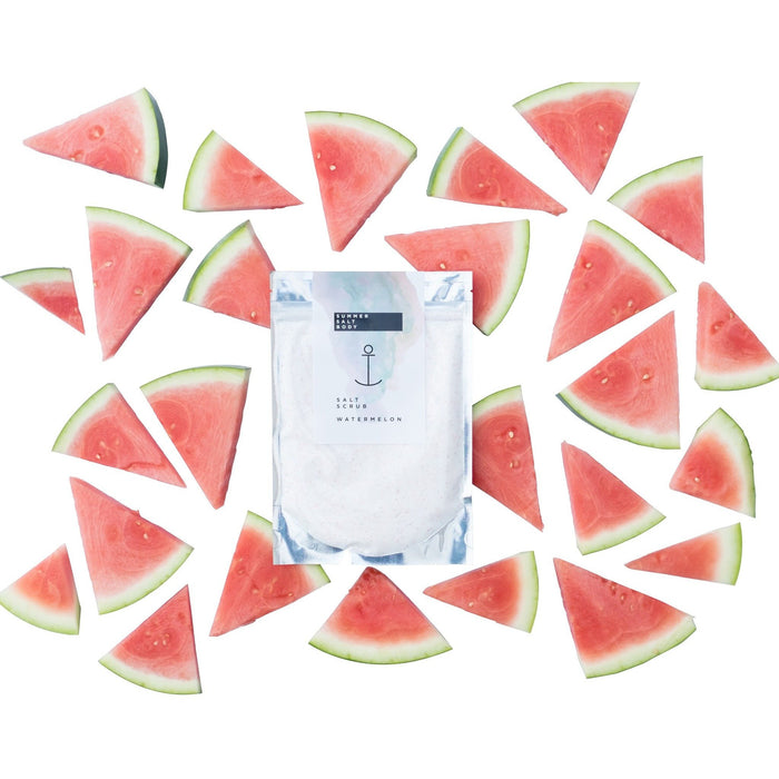 SUMMER SALT BODY-Watermelon Salt Scrub 240g