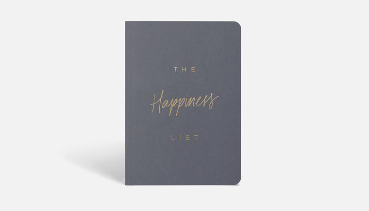 Blacklist Notebook -The Happiness List