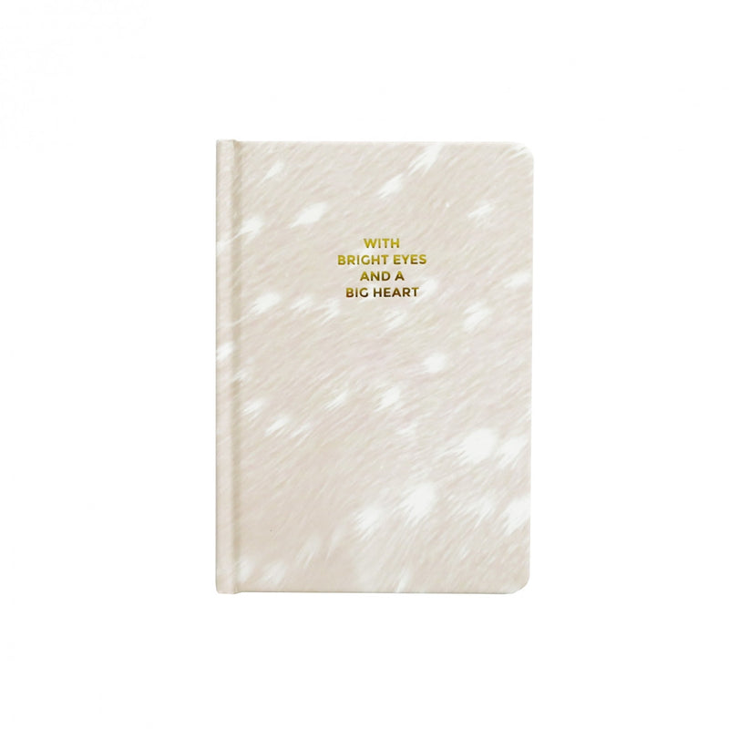 THE PAPER BUNNY- BRIGHT EYES BIG HEART NOTEBOOK