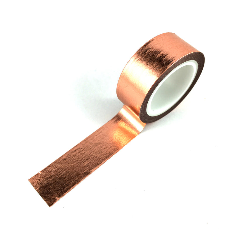 Washi Tape-Copper FOIL