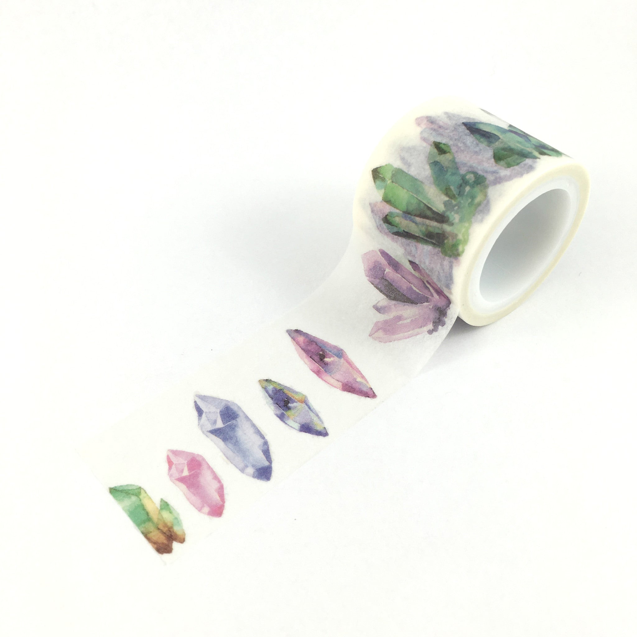 Washi Tape- Watercolour Crystals