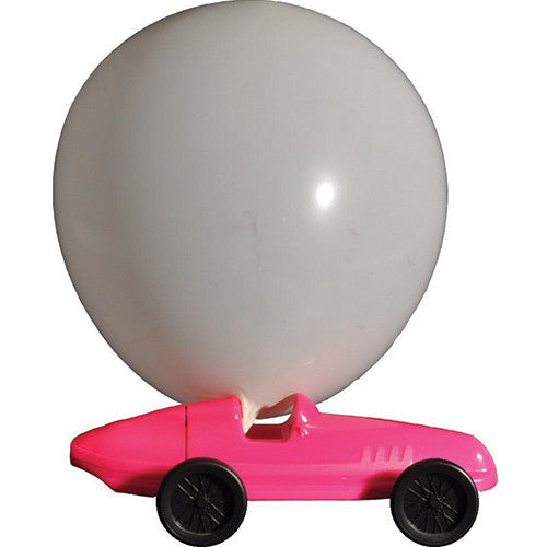 Balloon Car - Pink