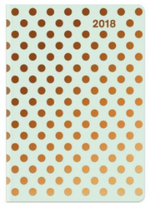 teNeues-2018 Flexi Diary-Dots