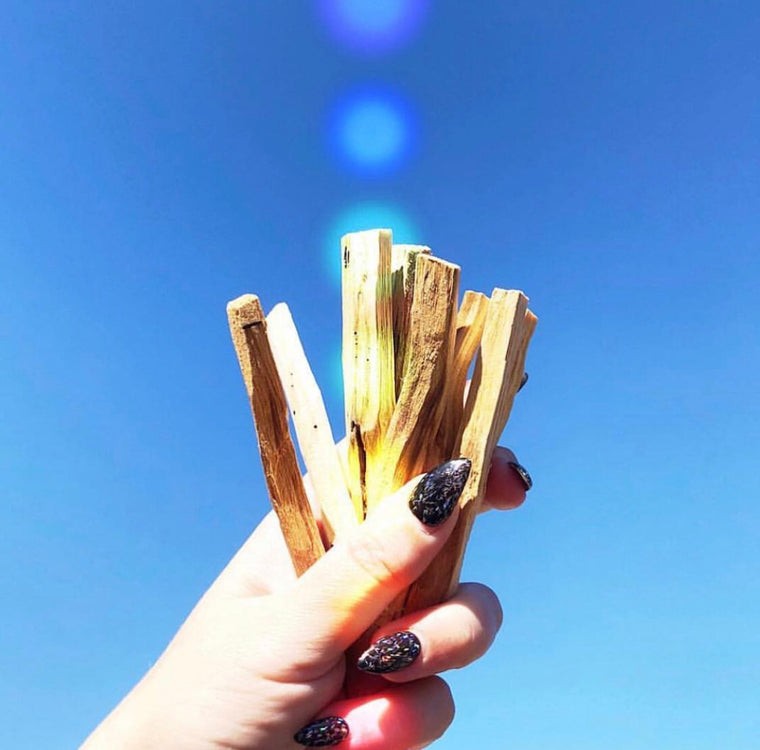 Palo Santo Smudge sticks- SET OF 3