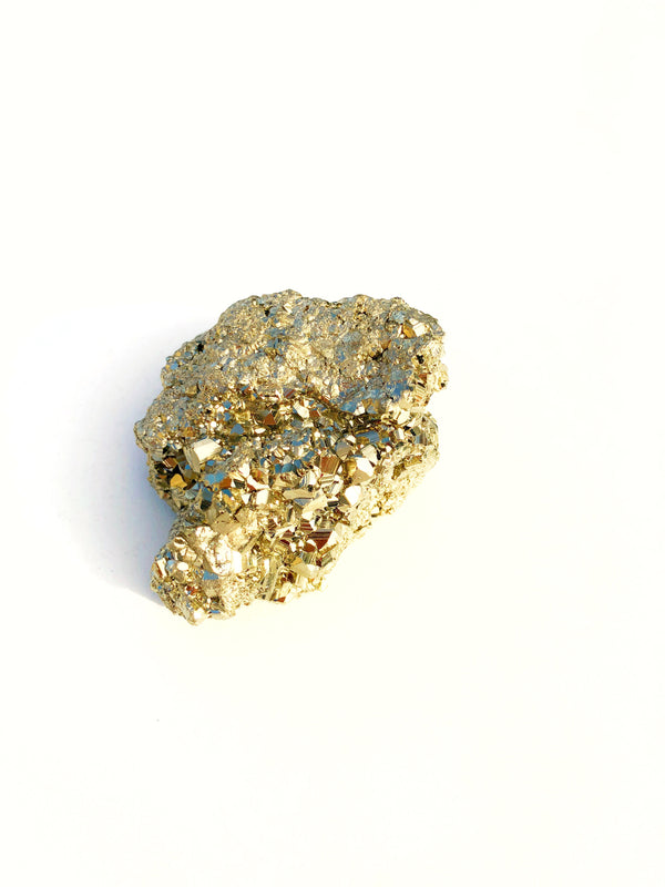 LITTLE PAPER LANE CRYSTALS-Pyrite (4#)