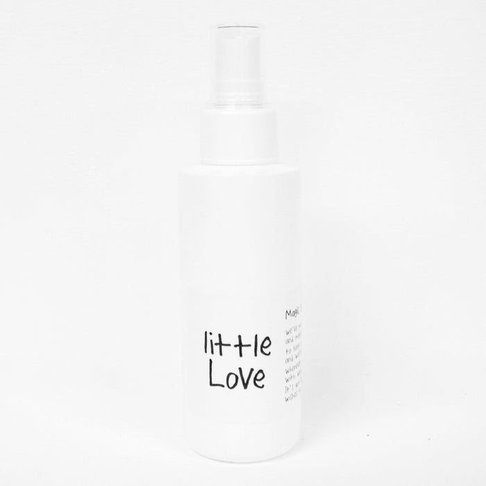 'Little Love' Spray (baby powder, freesia, iris, amber, lilly + sandalwood)