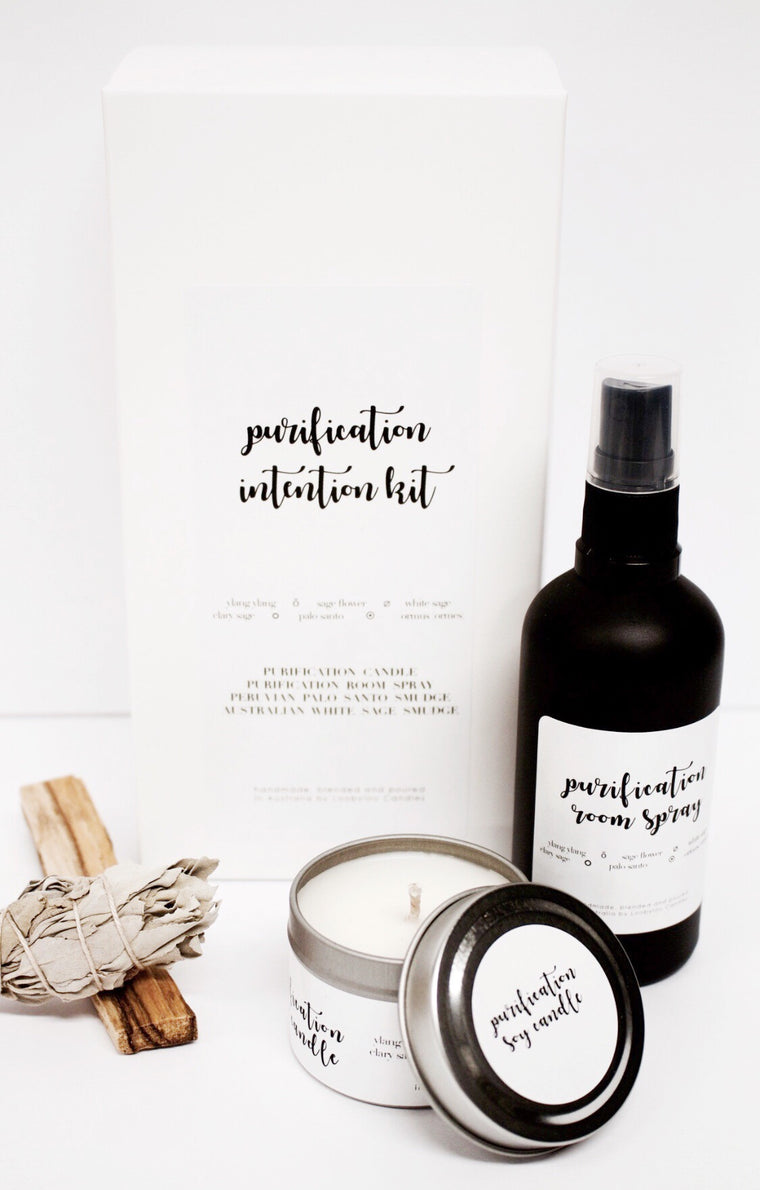 Purification Intention Kit