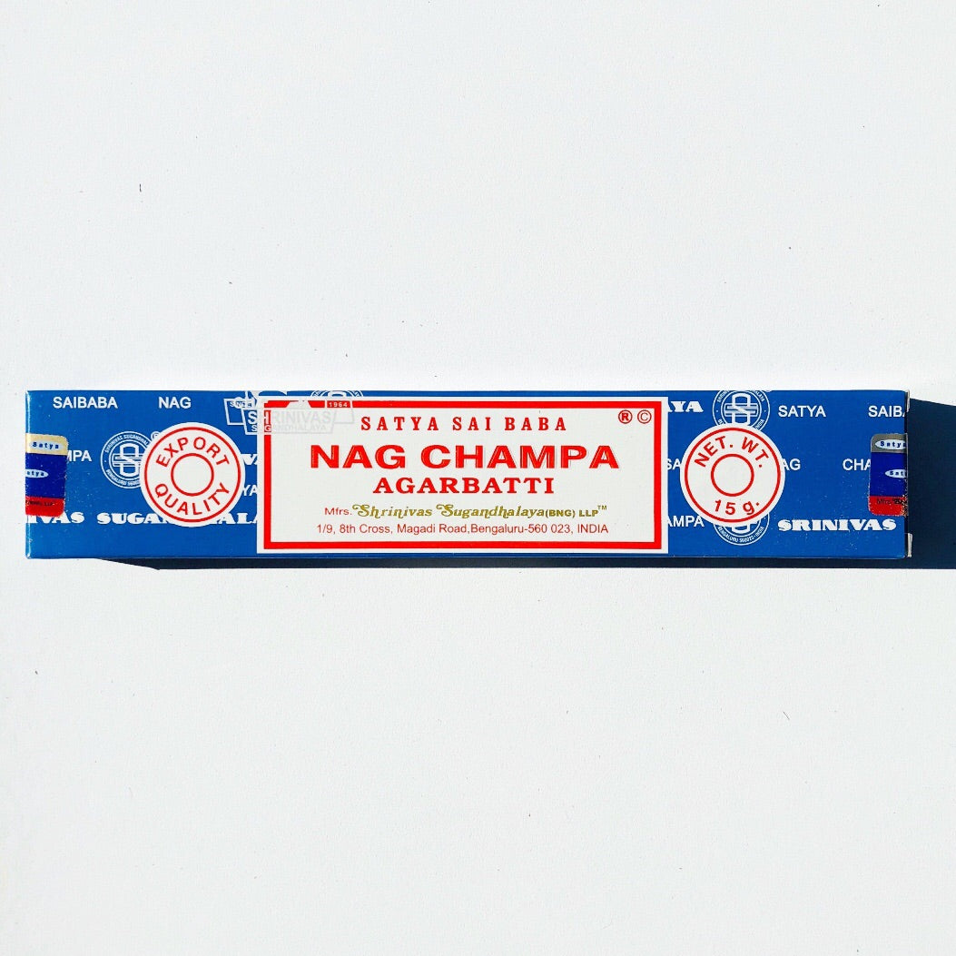 SATYA Incense-NAG CHAMPA- 15mg