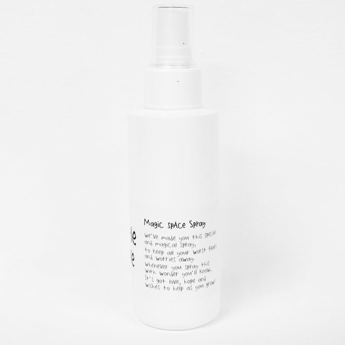 'Little Lad' Spray (cotton flower, sandalwood + vanilla bean)