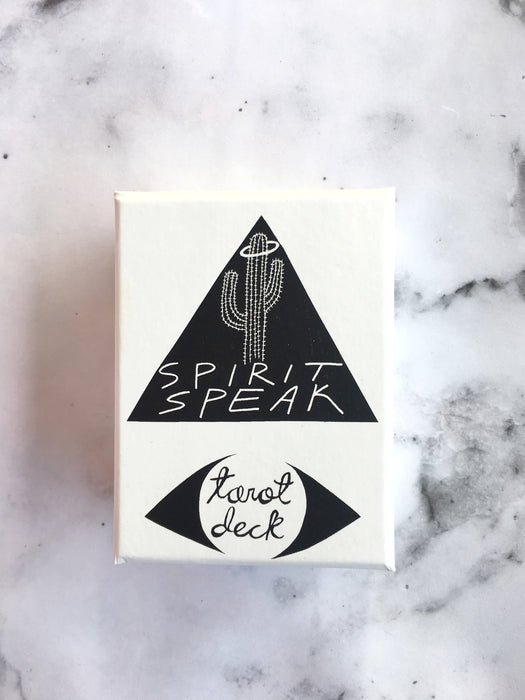 SPIRIT SPEAK- TAROT card set