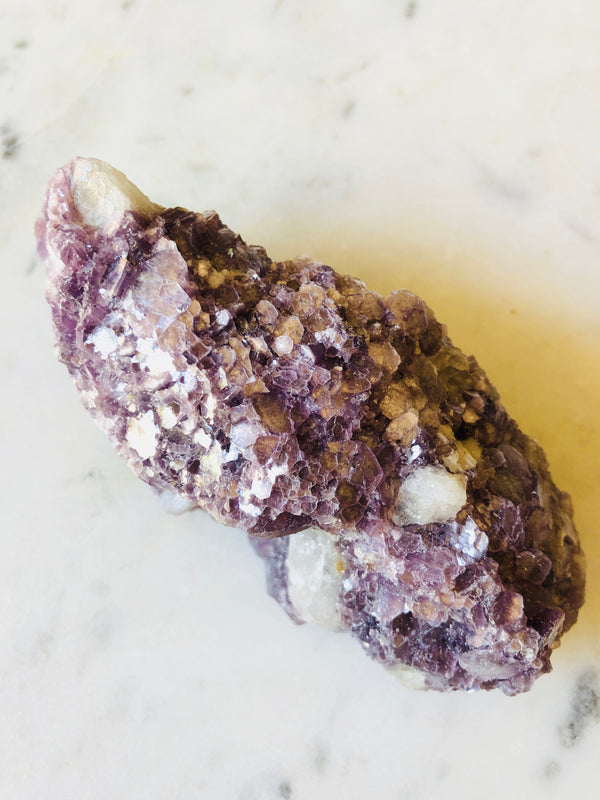 LITTLE PAPER LANE Crystals- Lepidolite Botryoidal $38